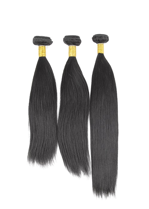 hair bundles natural straight virgin