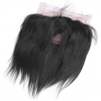 360 Lace Frontal Closure Natural Straight Virgin Remy Hair